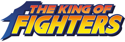 Das offizielle  King of Fighters-Logo